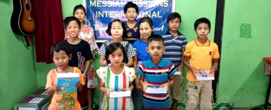 News Report December 2019 – Myanmar