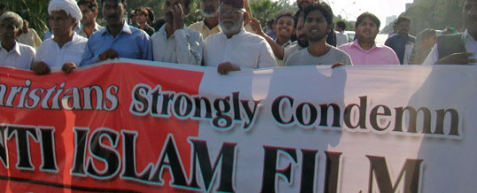 Persecution in Pakistan – Sep. 2012