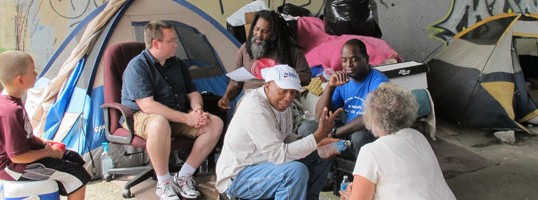 Compassion for the Homeless