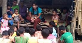 October 2020 News from Myanmar