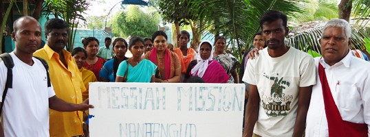 Messiah Missions India's 2012 Report