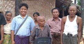 July Report from Myanmar