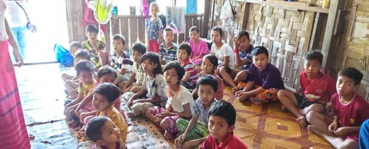 2020 February News from Myanmar