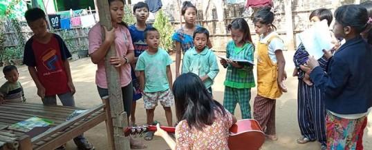 April 2021 Newsletter from Myanmar