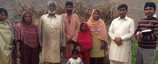 August 2015 News from Toba Tek Singh, Pakistan