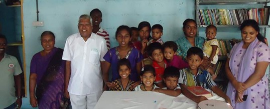 August 2015 Report from Messiah Missions India