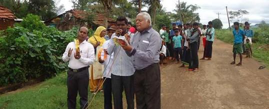 December 2015 Report from Nanganjud, India