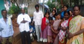 December 2016 Report from Nanganjud, India
