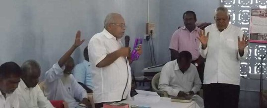 February Report from Ministry in Nanjangud, India