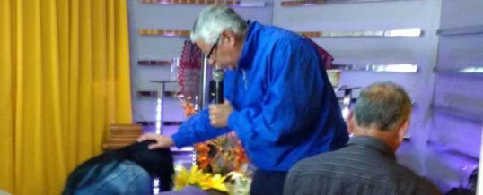 Report from Pastor David Fuentes' Mission to Chile