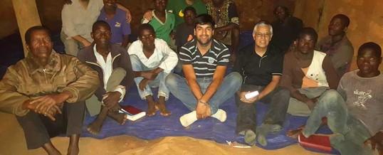 Primer viaje misionero a Mozambique