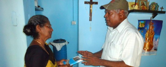 March Report from Messiah Missions in Nanjangud