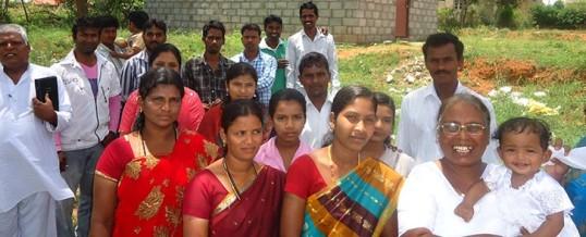 May Report from Nanjangud, India