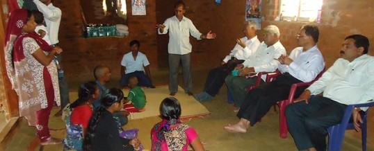 December report from Nanjangud, India