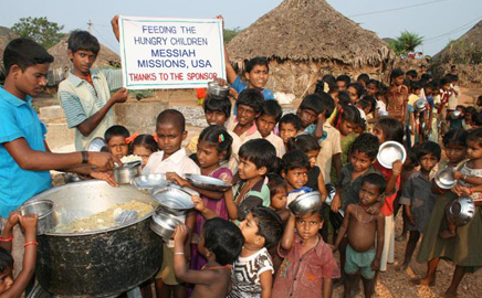 Help Messiah Missions Help Others!