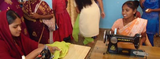 Tailoring Institute Inaugurated in Nanjangud – March Report